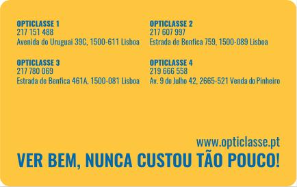 e202d363c CARTÃO OPTICLASSE® - Opticlasse - Conheça Todas as Vantagens
